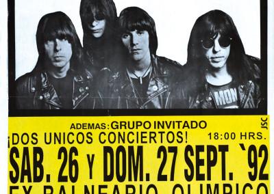 26-27/9/1992 Mexico