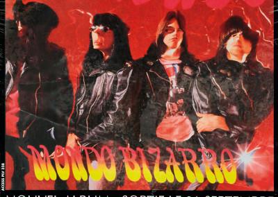 1992 Ramones Mondo espositore