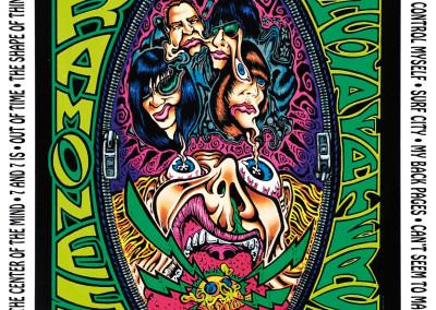 1993 Ramones Acid Eaters promo