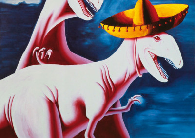 1995 Ramones Adios Amigos – locandina RadioActive