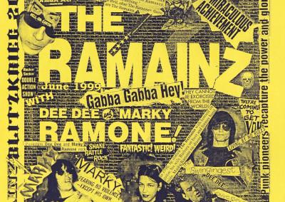 1999 Dee Dee Ramone Ramainz