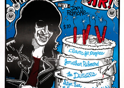 1999 Joey Ramone Birthday