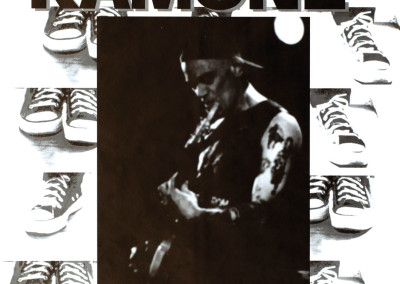 2001 Dee Dee Ramone Ponderano