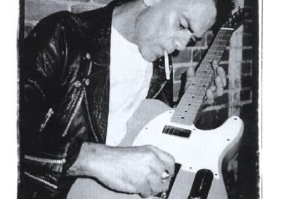 2001 Dee Dee Ramone Seattle