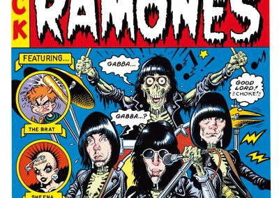 2005 Ramones Weird Stout
