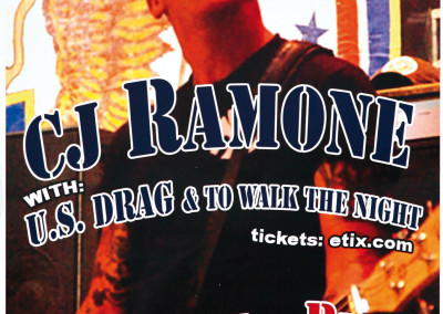 16/7/2009 Cj Ramone San Diego