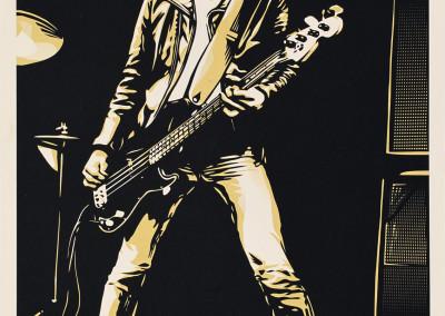 2012 Dee Dee Ramone Obey