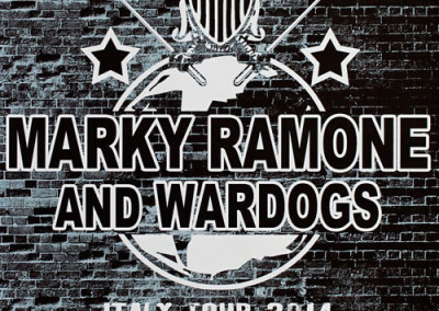 2014 Marky & Wardogs tour