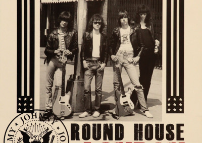 Rivisitazione grafica Round house