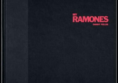 Copertina My Ramones by Danny Fields