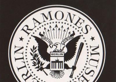 Ramones Museum/Cafe Berlin