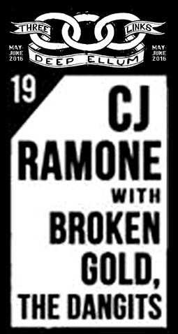 CJ Ramone a Dallas