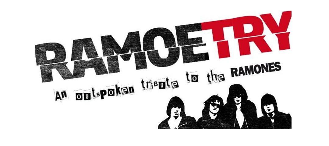 """""""Ramoetry – An outspoken tribute to the Ramones"""""""