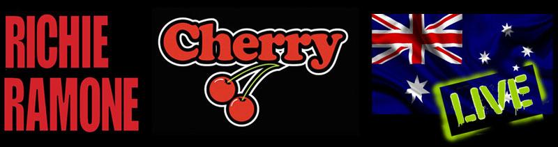 Richie Ramone al Cherry bar di Melbourne