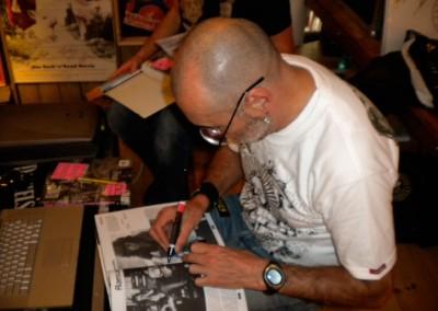 Arturo Vega e Gabba Gabba Book