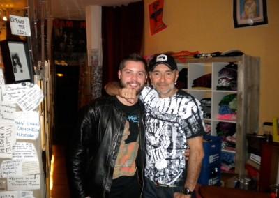Martino Pasina e Arturo Vega