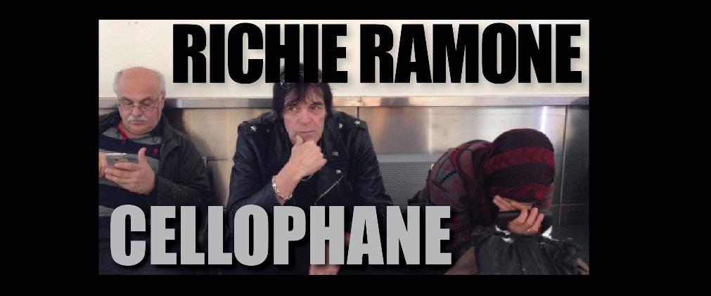 New Richie Ramone's album is on iTunes