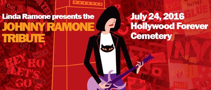Johnny Ramone Tribute 2016