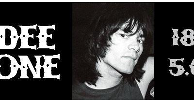 Sedici anni dalla scomparsa di Dee Dee Ramone