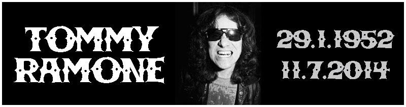 Secondo anno dalla scomparsa di Tommy Ramone