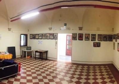 Prima stanza espositiva
