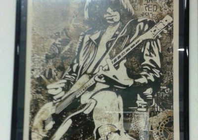 Johnny Ramone by Obey