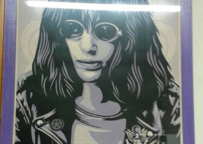 Joey Ramone by Obey