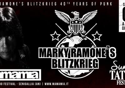 Marky Ramone in Italia a Senigallia
