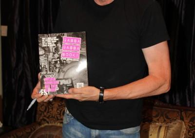 Gabba Gabba Book con Richie Thanks Gaston Sanchez