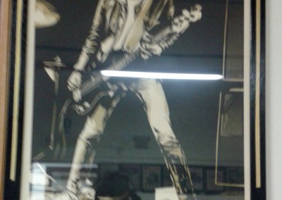 Dee Dee Ramone by Obey