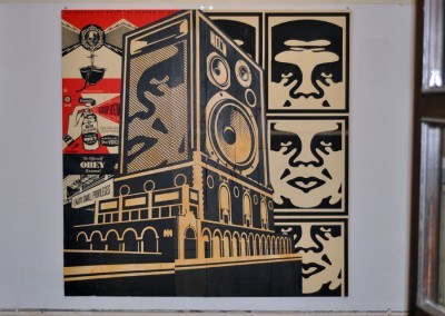 Mostra Shepard Fairey Obey