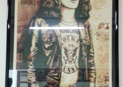 Tommy Ramone by Obey