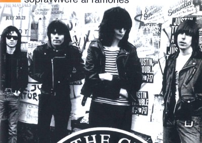 Blitzkrieg punk – Sopravvivere ai Ramones