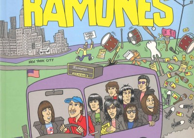 On the road with the Ramones – Updated edition