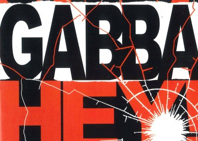 Gabba Gabba Hey! – The graphic story of the Ramones