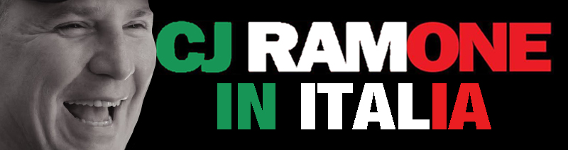 Cj Ramone live in Italia!!!!!!!!!!!!