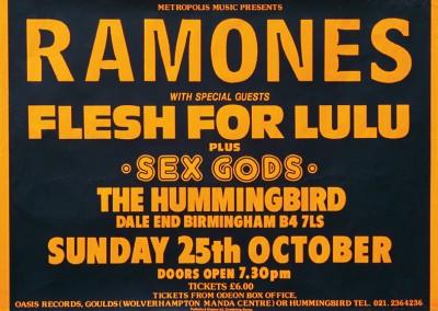 25/10/1987 Birmingham