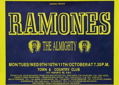 9-10-11/10/1989 Londra
