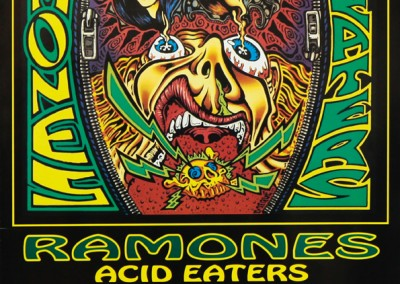 1993 Ramones Acid Eaters – Chrysalis