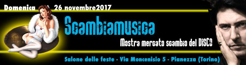 Ramonesworld: Scambiamusica il 26 novembre con Garbo