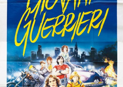 1983 Giovani Guerrieri  140 x 200