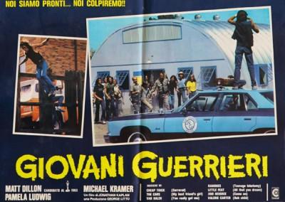1983 Giovani Guerrieri – Fotobusta 4