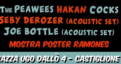 Ramones.world sabato 19 maggio al Mondo Bizarro fest
